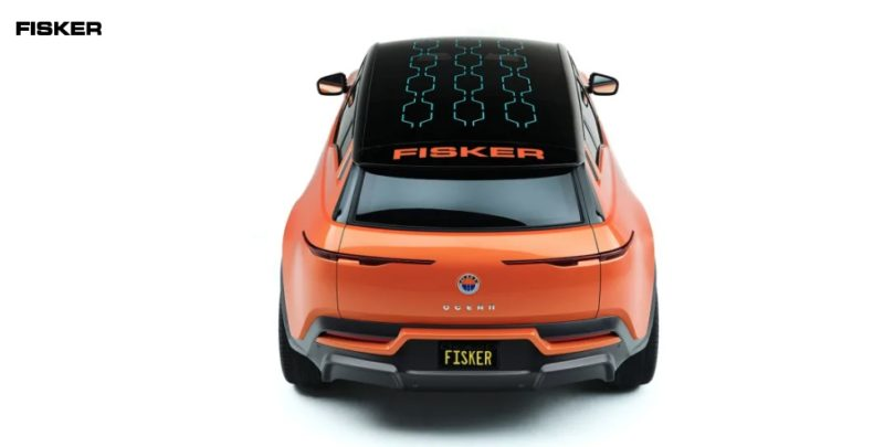 FSRは、2022年の第4四半期にFisker Ocean車両を発売し、2025年までに3台の車両を発売する予定